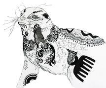 Otter by Jennifer Robison