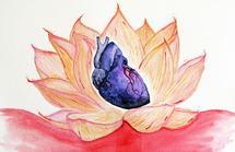 hearts & flowers by Jennifer Robison