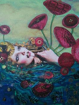 Ophelia of the Poppies