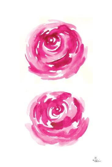 art prints - intrinsic floral by trbdesign