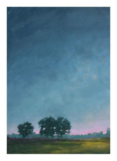 art prints - Twilight by Stephanie Goos Johnson