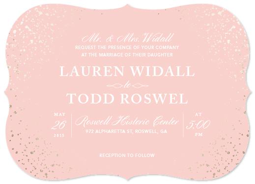 wedding invitations - Nostalgic Frame by Darling Lemon