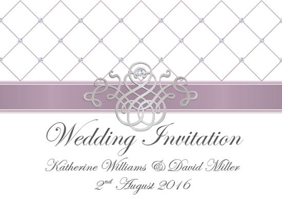 wedding invitations - Simple Elegance by Irina Drozd