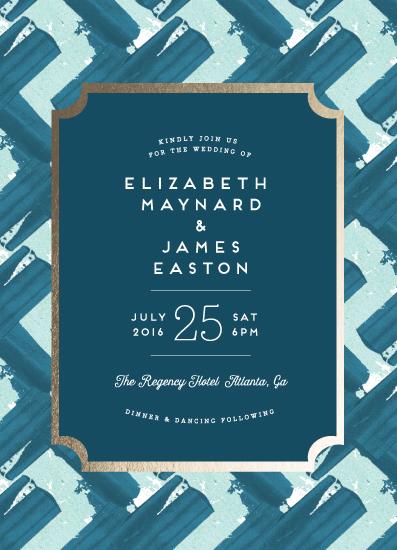 wedding invitations - Gallery Label by Ashley Hegarty
