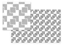 Squares of lines by Eduardo