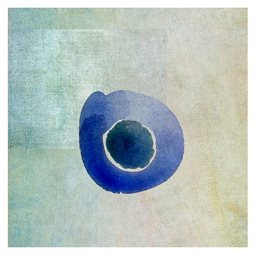 art prints - Blue Moment by Gretchen Deahl