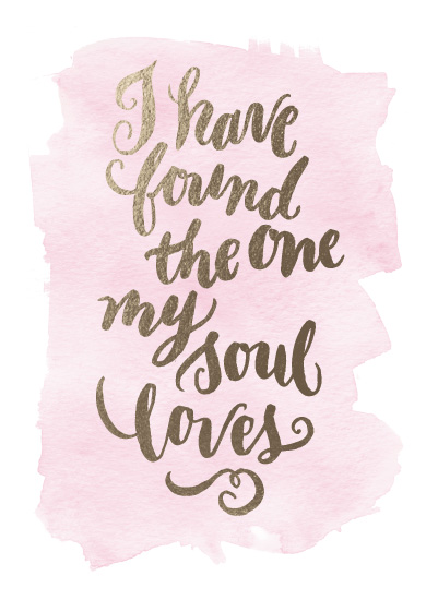 art prints - Found the One by Laura Bolter Design
