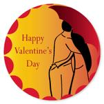 Valentine's day by Akanksha abhay