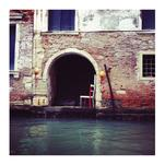 Venetian nook by Imelda Sherlock
