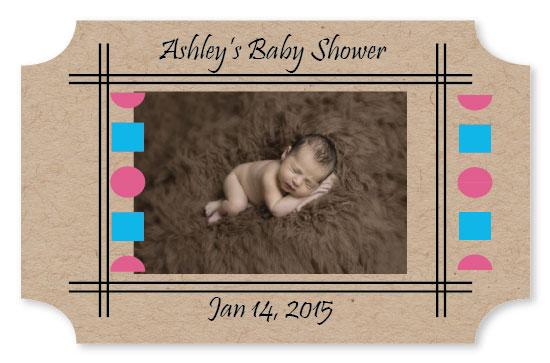 stickers - Sweet Baby shower by Akanksha abhay