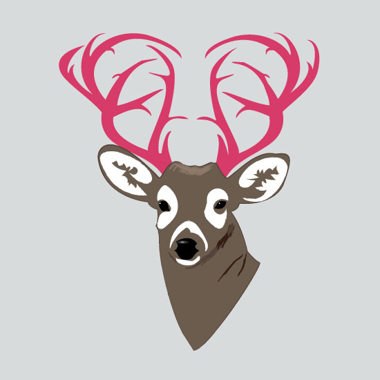 art prints - You Are Deer To Me by Leah Mowry