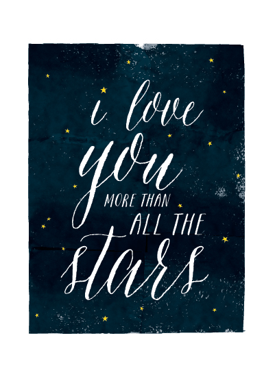 art prints - Stargaze by Shirley Lin Schneider