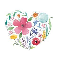 you make my heart bloom