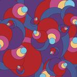 Bright Abstract Circles by Empire Ruhl