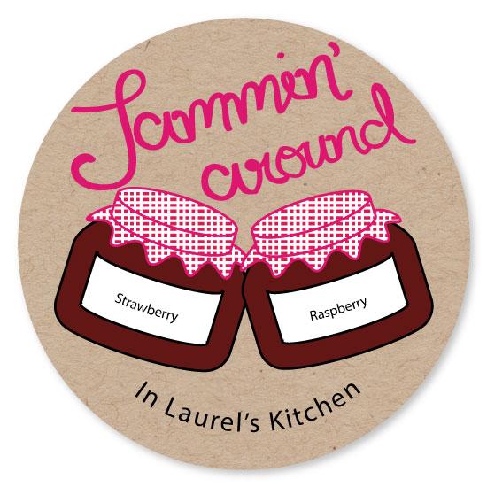 stickers - Jammin' around in the kitchen by Tarryn Lee
