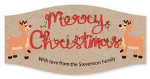 Reindeer's Merry Christ... by Tarryn Lee