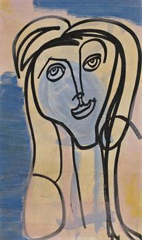 Picasso Girl Two
