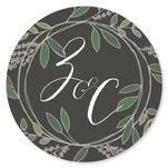 Rustic Wreath by The Paper Starling