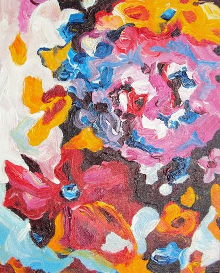 art prints - Perambulant Red by Drihana Burger