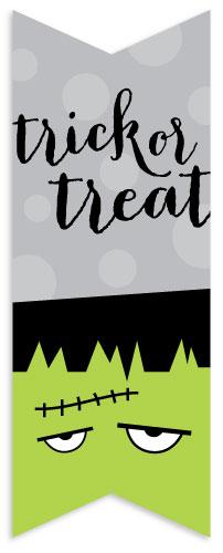 stickers - Frankenstein by Molly Brekke