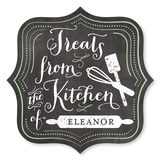 stickers - Charmed Kitchen by Sarah Guse Brown