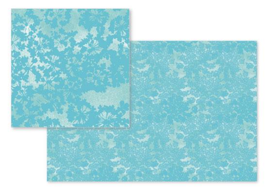 fabric - Flowery by LemonBirch Design