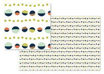 Dancing Dots by The Paper Starling
