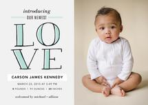 Baby Love by Morgan Newnham