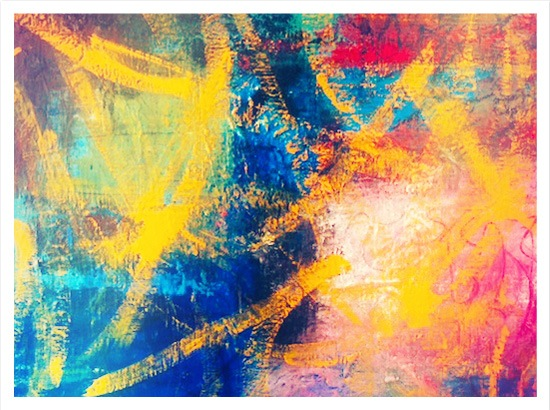 art prints - Fireworks From Above by Khalilah Birdsong