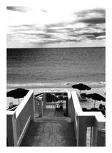 Beach Escape by Renae Dominguez