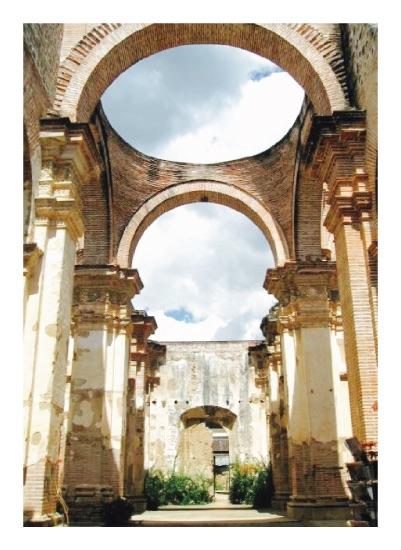 art prints - Ruins at Its Core by Renae Dominguez