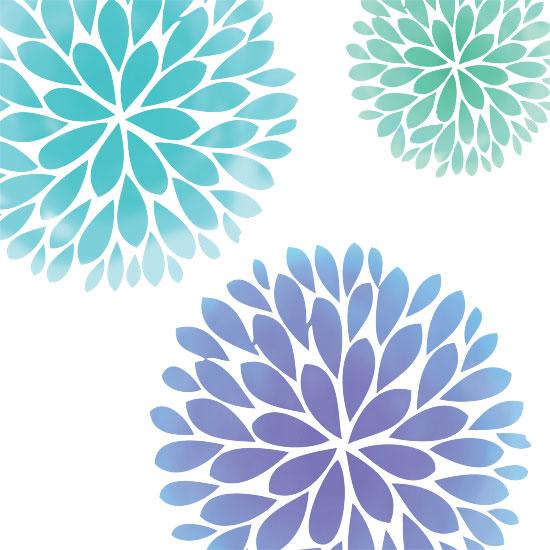 art prints - Flower Burst by 365 Designs