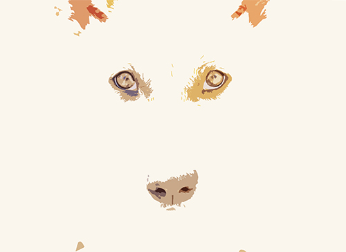 art prints - piercing eyes by Ena Chahal