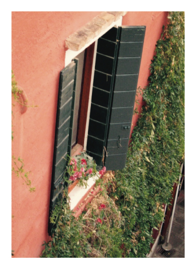 art prints - Italian Window by Renae Dominguez