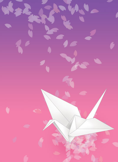 art prints - Paper Crane by Shinae