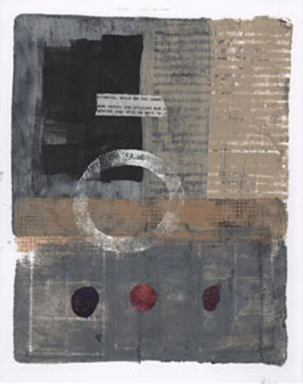 art prints - Intention by Holly Kenny