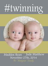 #twinning by Melissa Jensen
