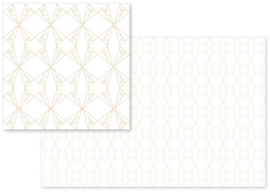 fabric - Like a Diamond by Ashley Driscoll