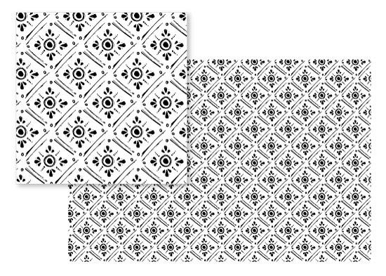 fabric - Bear's Blueprint by Carmelina