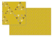 Modern Triangles by Koeun Min
