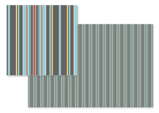 fabric - Cabana Stripe by Carlyn Clark