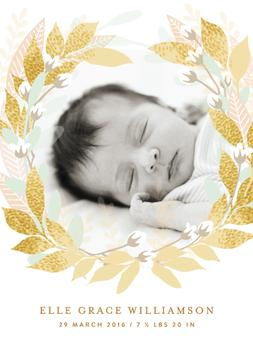soft baby wreath