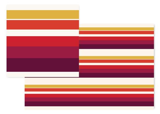 fabric - Retro by Martin Rigodon