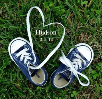 Baby Boy's First Converse