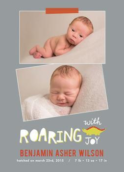 Roaring for Joy