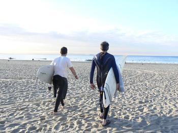 Joel and Sean, Venice Beach