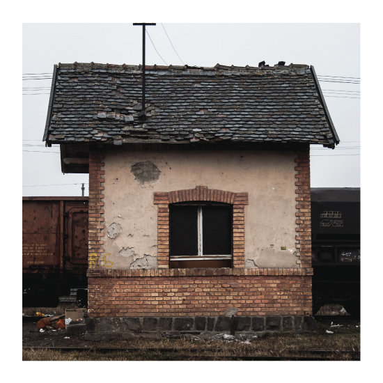 art prints - Little Rail Shelter by Tunde Erika Dosa