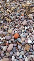 Lake Superior Beach by Lynn Shaver