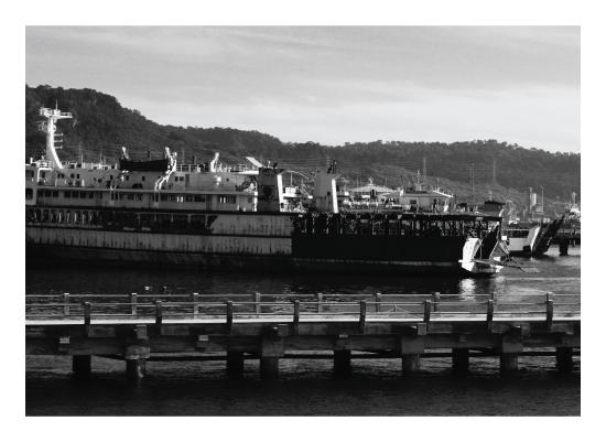 art prints - harbour by clara catharina