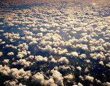 Up in the sky by Viara Trendafilova